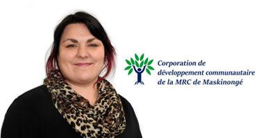 Nadia Cardin, CDC de la MRC de Maskinongé