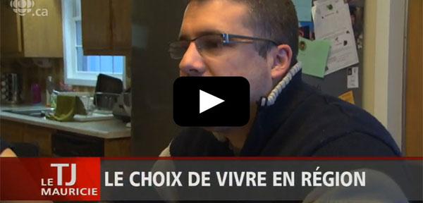 Radio-Canada : Steve Caron