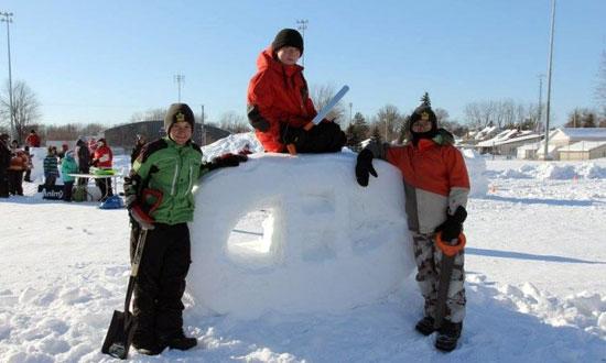 Carnaval d'hiver de Louiseville