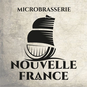 Logo Microbrasserie Nouvelle-France