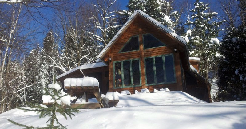 chalet-presquile