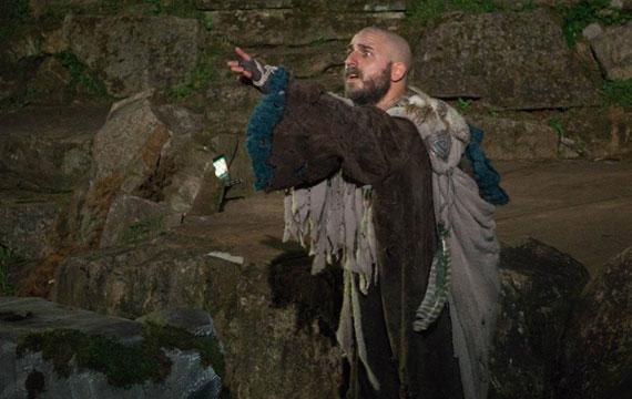 Merlin, l'origine d'une légende à Saint-Mathieu-du-Parc