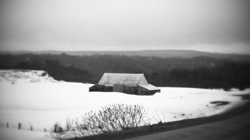 Grange. Photo : Nadia Cardin