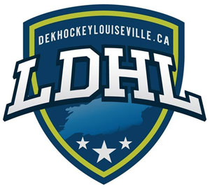 Logo Ligue de DekHockey de Louiseville
