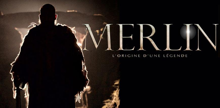 Merlin L'origine du Légende