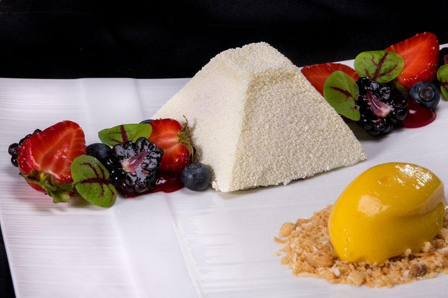 Bon Appétit Maski - Dessert du Baluchon Éco-villégiature