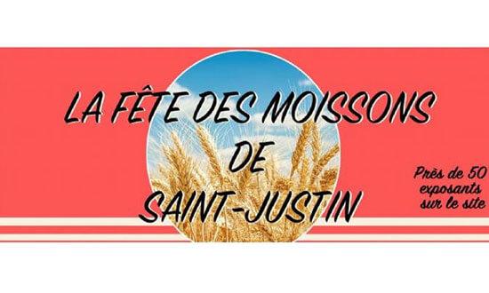 Fête des Moissons de Saint-Justin