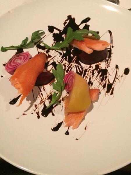 Bon Appétit Maski - Plat de la Pourvoirie du Lac Blanc