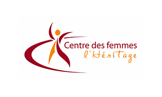 Logo Centre des femmes l'Héritage
