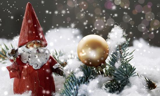 Saint-Alexis-des-Monts : Fête de Noël des enfants