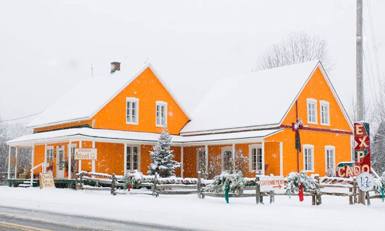 Maison La Tradition : Noël