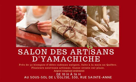 Salon des artisans d'Yamachiche
