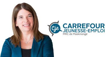 Josée Bellemare, CJE MRC de Maskinongé