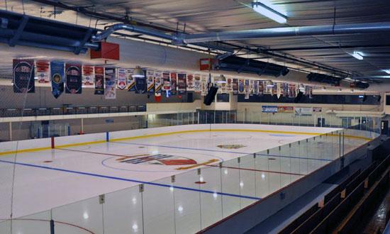 Tournoi de hockey adulte à Louiseville