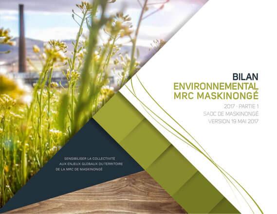 Bilan environnemental de la MRC de Maskinongé - Partie I