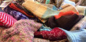 Crochets à tricoter en héritage