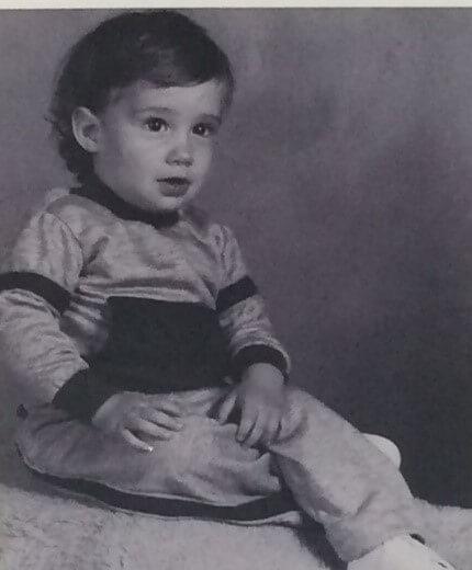Marc H. Plante enfant