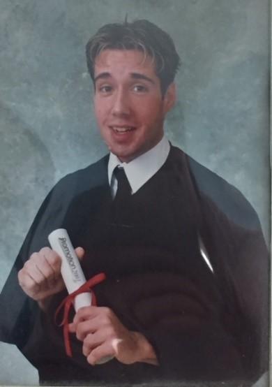 Marc H. Plante diplômé