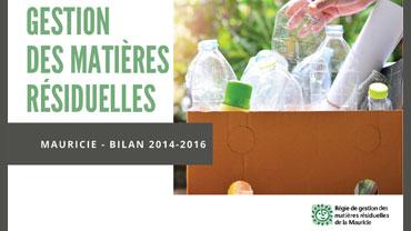 RGMRM : Bilan 2014-2016