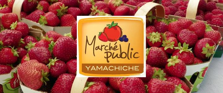 Marché public Yamachiche
