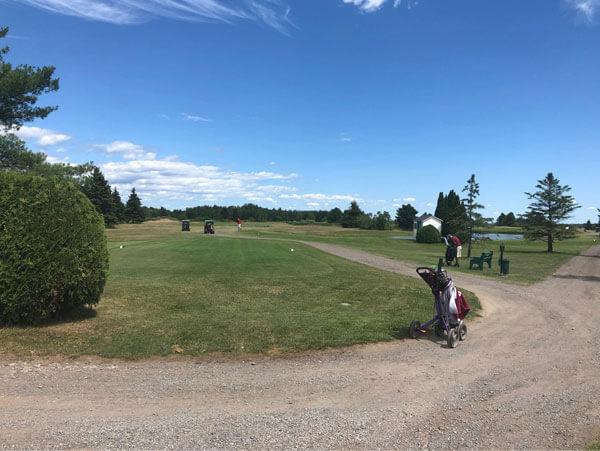 Golf Link's O'Loup de Louiseville