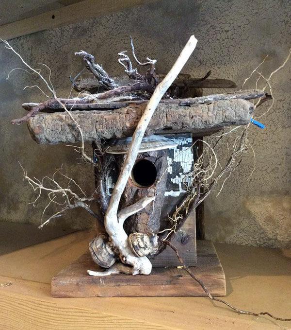 Œuvre de Gilles Mailhot, Secrets des Sous-Bois.