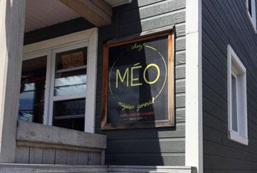 Chez Méo, Saint-Élie-de-Caxton