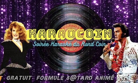 Karaocoin : soirée karaoké au Rond Coin