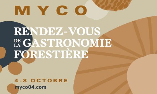MYCO : Rendez-vous de la gastronomie forestière