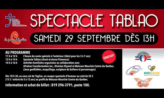 Spectacle Tablao