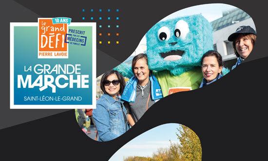 La Grande Marche de Saint-Léon-le-Grand