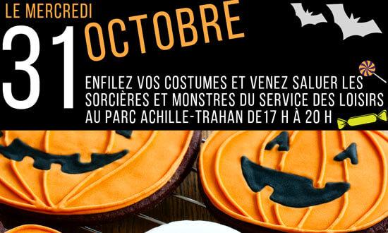 Halloween à Yamachiche