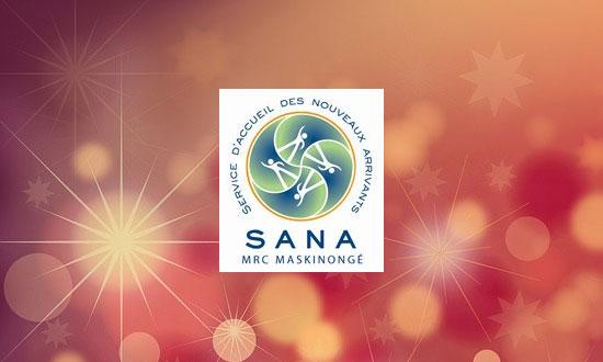 Dîner de Noël du SANA