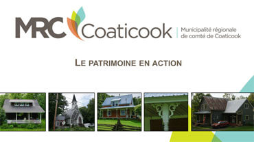 Sylvie Masse, agente de développement culturel de la MRC de Coaticook - Les projets culturels de la MRC de Coaticook