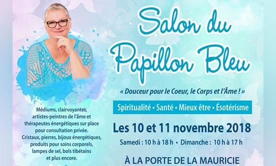 Salon du Papillon Bleu