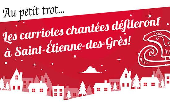 Au petit trot... Les carrioles chantées défileront à Saint-Étienne-des-Grès