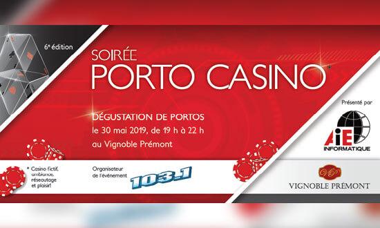 Soirée Porto Casino