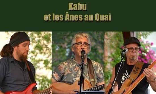 Kabu et les Ânes au Quai