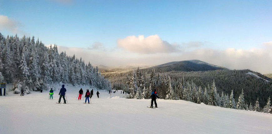 Hiver : Ski
